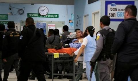 委内瑞拉监狱发生暴乱  造成至少37人死亡多人受伤